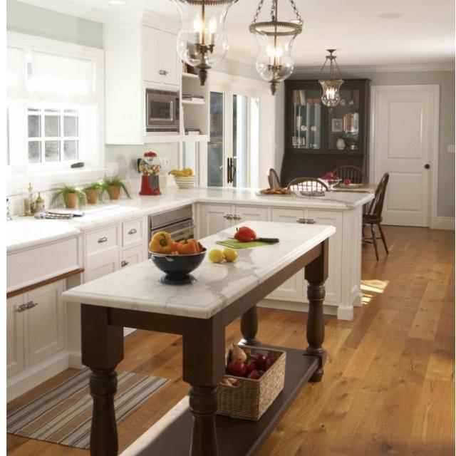 Narrow island granite top on sofa table home sweet home Narrow kitchen island