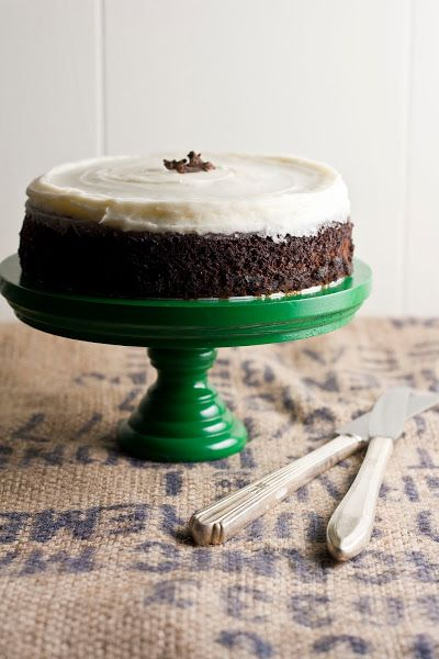 Spicy gingerbread cake | Let's eat CAKE | Pinterest