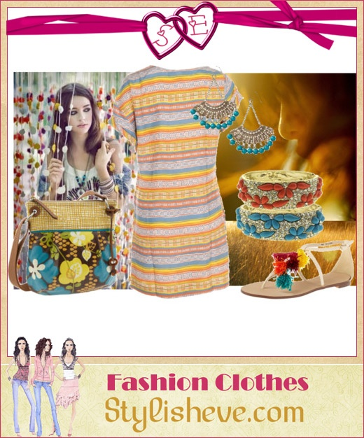 Bohemian Style Clothing For Women