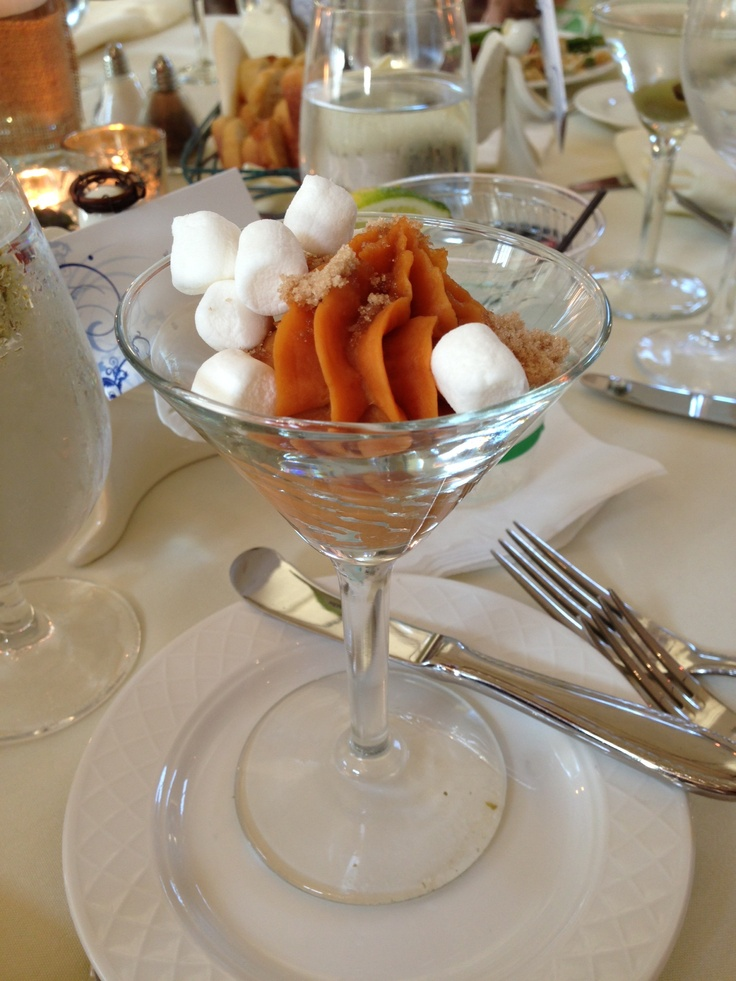 Mashed potato bar at my wedding...I think YES!!!! With sweet potatoes ...