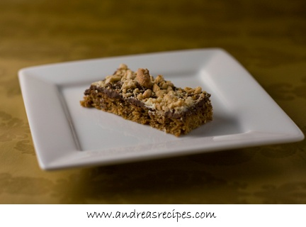 Mocha Toffee Bars – 12 Days of Cookies