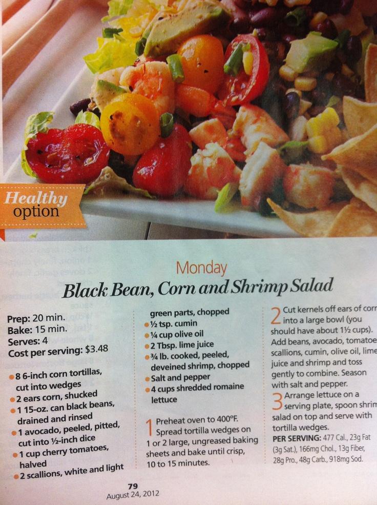 Black Bean Corn