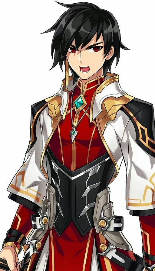 Anime Characters With Jobs : Ideas about anime warrior on pinterest
