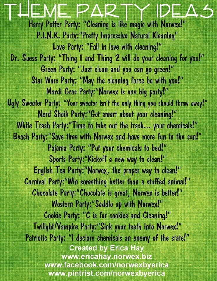 Norwex Party Invitation - Best Custom Invitation Template | PS Carrillo