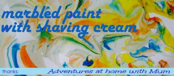 All About Paint: An It's Playtime Art Round-up. Stop over and link up!
