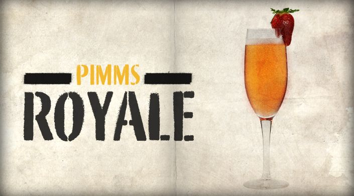 Article 0008 Pimms Royale | | Foodie goodness & Recipes | | Pinterest