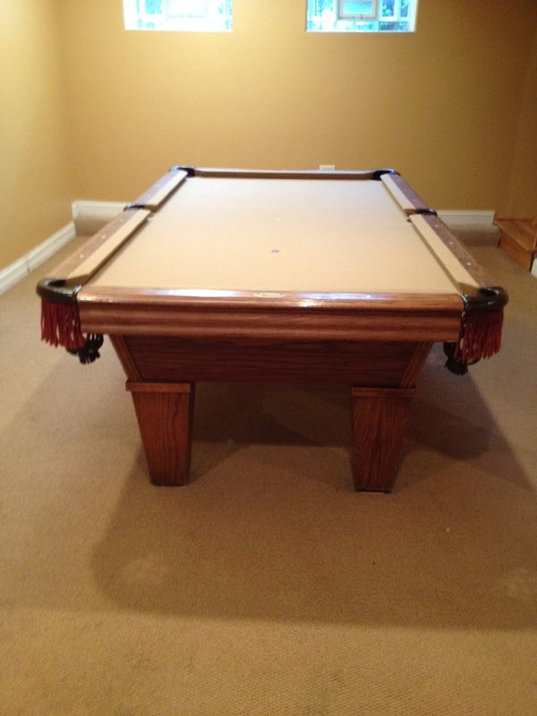 Pin by D. Jaburek Billiards u0026 Pool Tables on Used Pool Tables for Salu2026