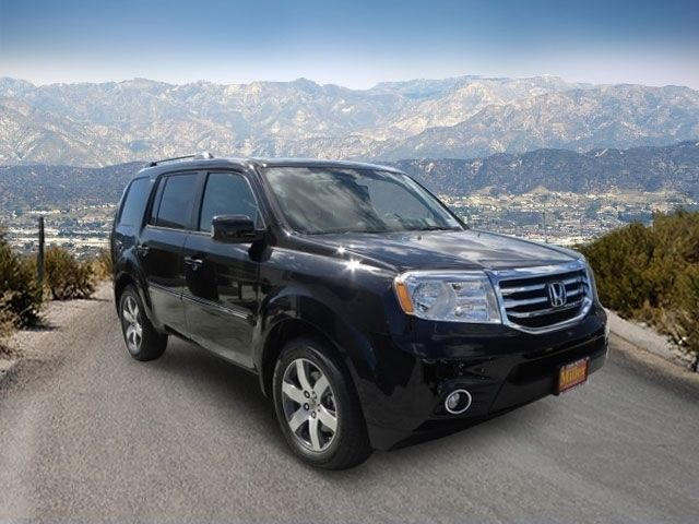 used honda pilot touring denver