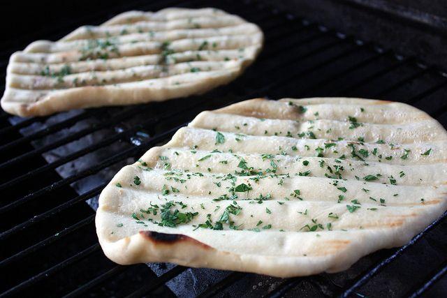 Grilled Flatbread | Bread, Buns & Rolls | Pinterest