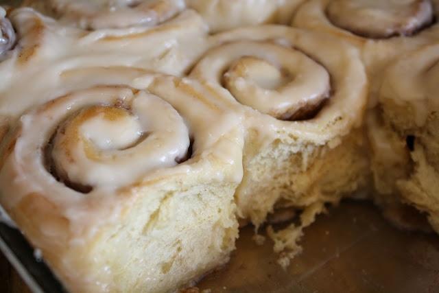 Pig & Dac: Old Fashioned Cinnamon Rolls | FOOD/ Drinks | Pinterest