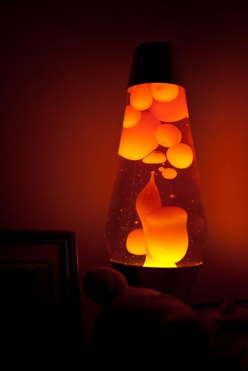 orange lava lamp | Retro | Pinterest