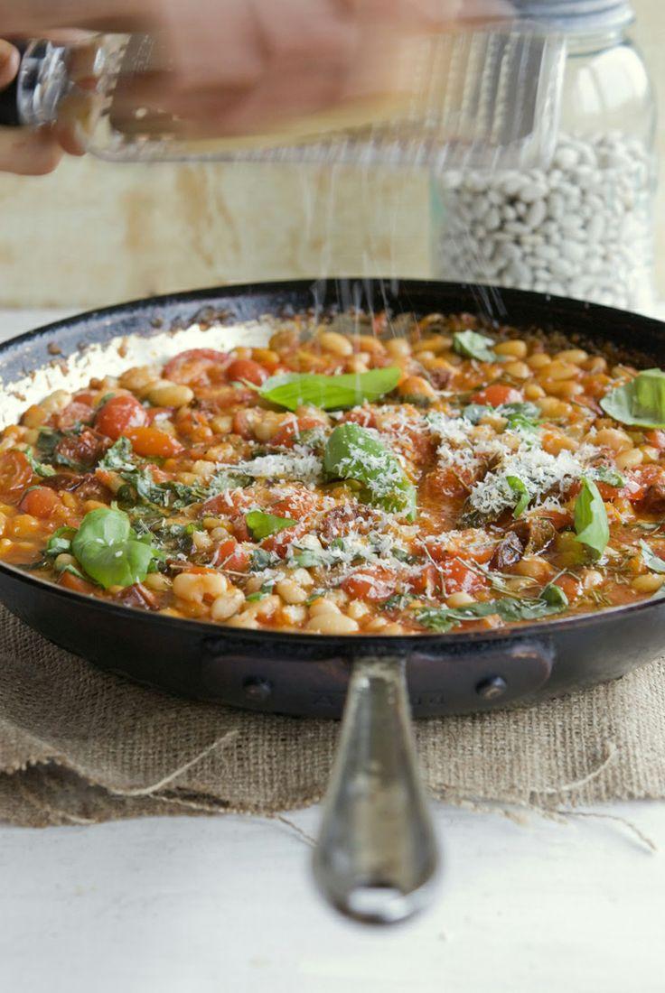 Winter White Bean Soup | Soups | Pinterest