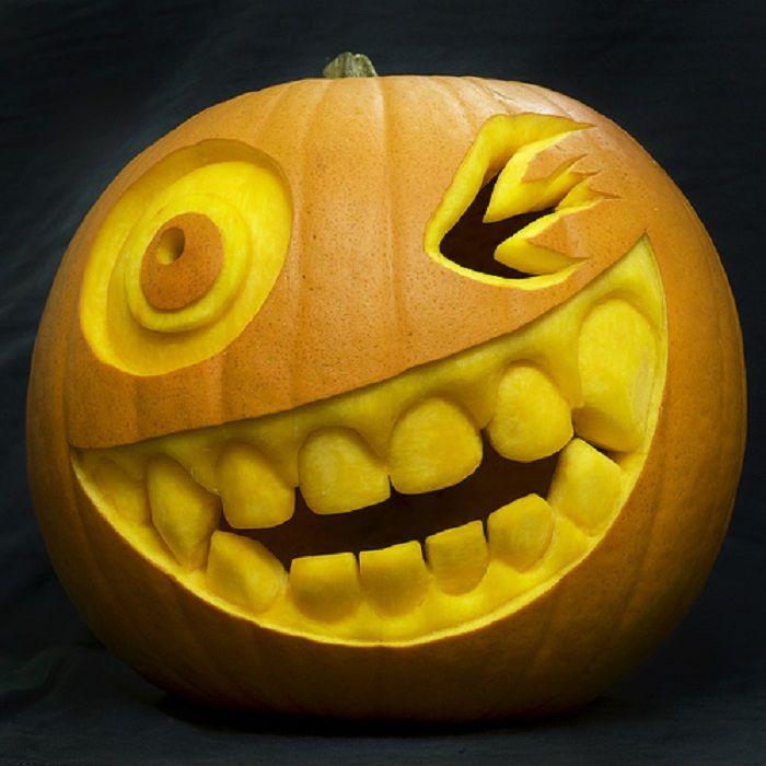 Halloween pumpkin carving this is pinterest