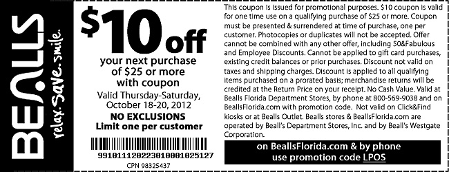 Printable coupons for debs clothing store