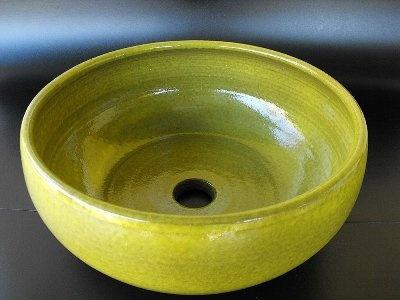 green bowl sink Sinking Pinterest