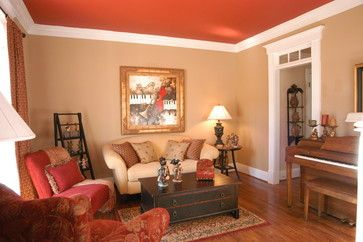 Warm Colors Living Room For The Home Pinterest