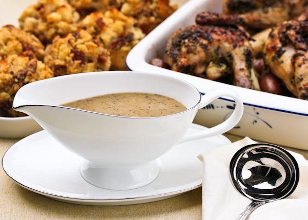 Apple Cider Turkey Gravy | N!FY Dinners/Snacks! | Pinterest