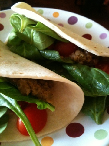 Spicy Lentil Tacos   The Vegan Cajun   Recipe Thoughts   Pinterest