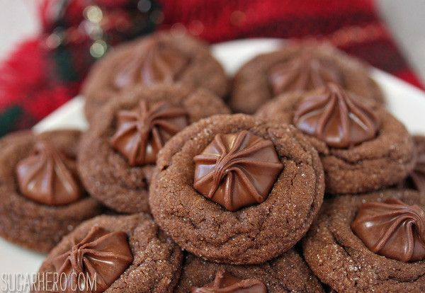 Soft Chocolate Gingerbread Cookies | Awesome Recipes (: | Pinterest