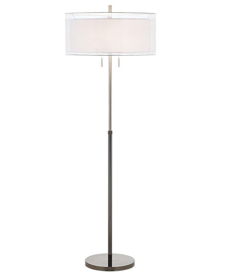 coast floor lamp seeri lighting lamps for the home macy 39 s. Black Bedroom Furniture Sets. Home Design Ideas