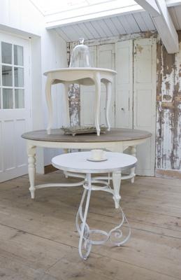 Sierlijke witte tafels  shop?  Pinterest