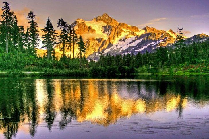 travel national state parks washington