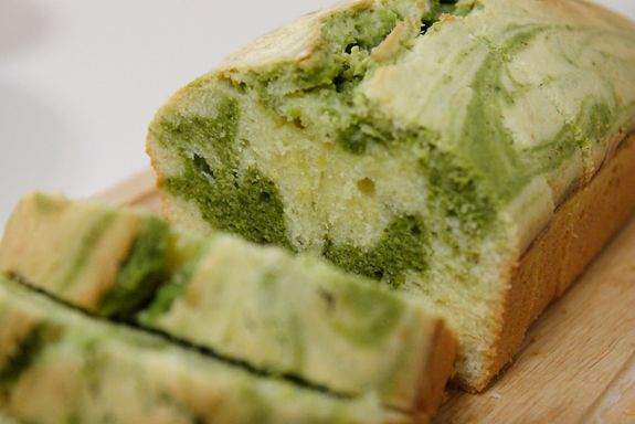 lemon matcha pound cake | MATCHA | Pinterest