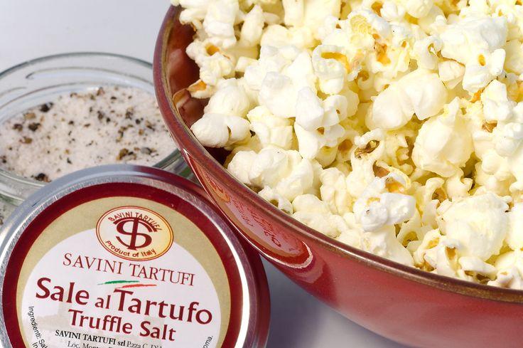 Truffle Popcorn | Recipe