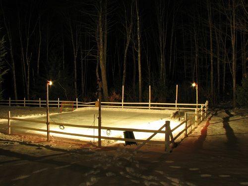 Ultimate Backyard Rink : backyard ice rink  Things  Pinterest