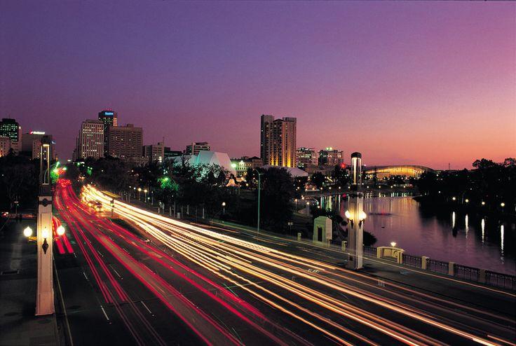 South Australia Adelaide City