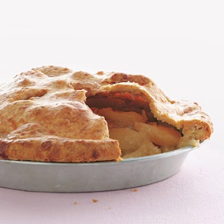 Apple pie with Cheddar Cheese Crust | recipes to try.... | Pinterest