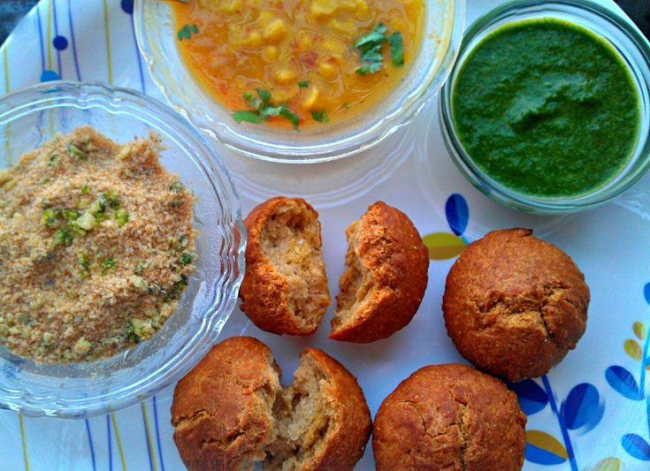Dal, Bati and Churma | Indian Cuisine... :* | Pinterest