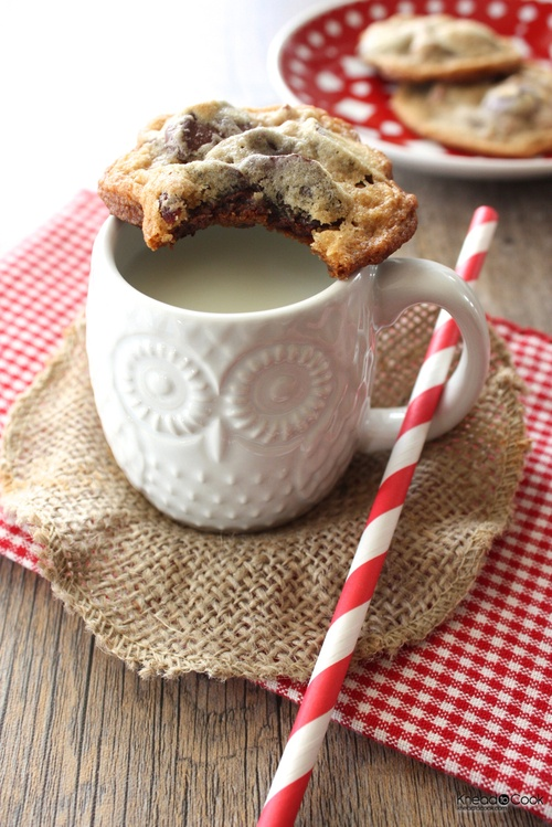 Chocolate chip bacon cookies | COOKIES | Pinterest