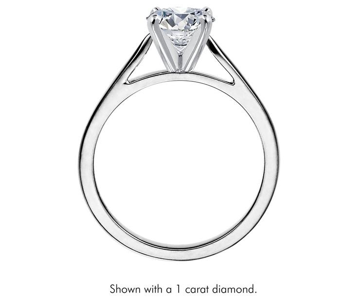 Wedding Ring simple elegance