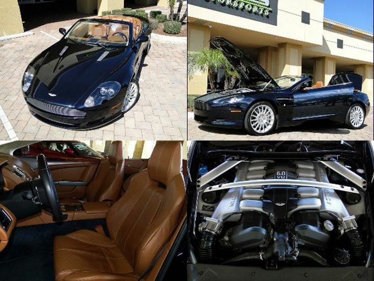 Buy Second Hand 2007 Aston Martin Db9 Volante Convertible