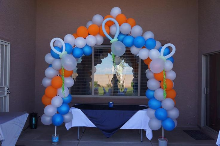baby shower balloon arch baby shower stuff pinterest