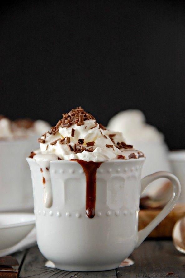 Creamy Italian Hot Cocoa Recipe — Dishmaps