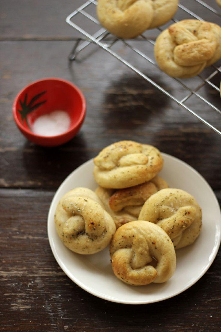 Vegan Mini Soft Pretzels | #veggieangie | Healthy Foodie Alternatives ...