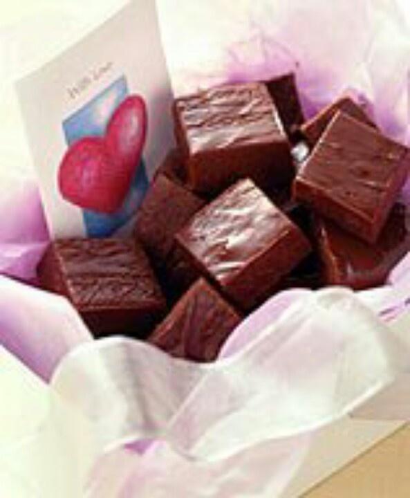 Chocolate Marshmallow Fudge | Skinny recipes | Pinterest
