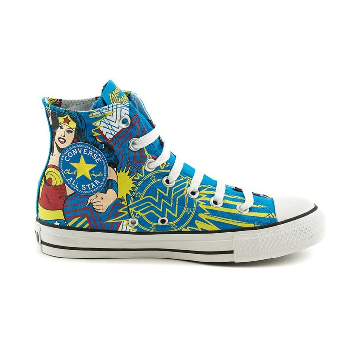 journeys, Wonder Woman hi-tops