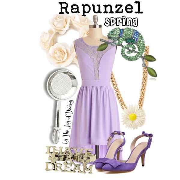 Rapunzel disney princess modern day pinterest