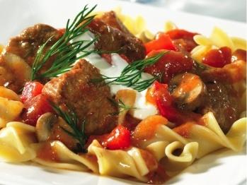 Veal Goulash | Recipe