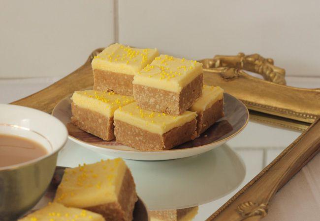 lemon-slice no bake | Recipes-baking and sweets | Pinterest