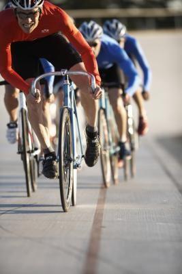 Cycling Workout Plan . . .