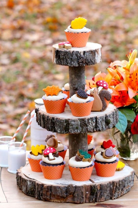 para servir los pastelitos | * Ideas * | Pinterest