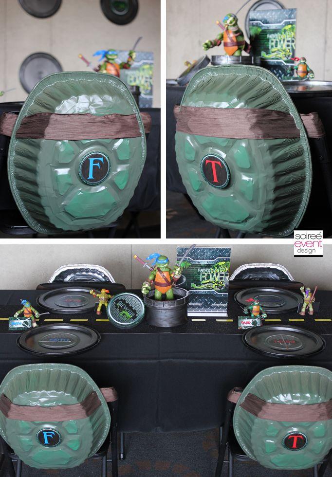 teenage mutant ninja turtles parties | Teenage Mutant Ninja Turtle Parties Are Making a Comeback!