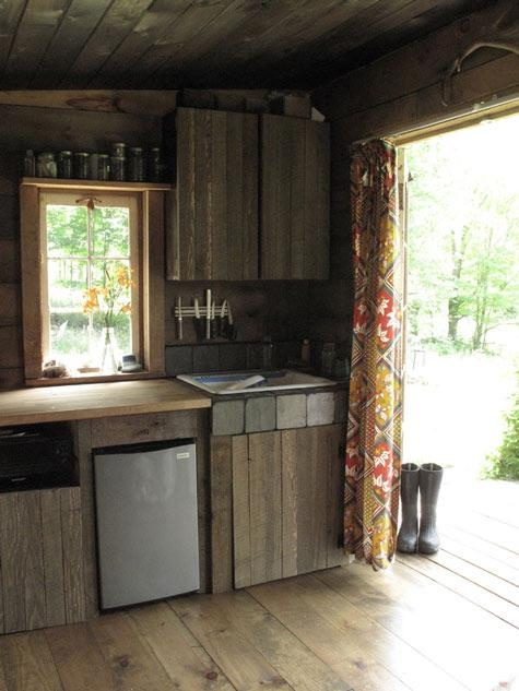 great kitchen  future tiny house  Pinterest