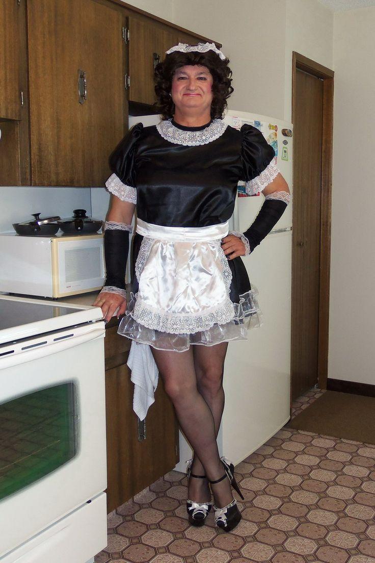 Kitchen Maid : Kitchen Maid  French Maid Uniforms  Pinterest