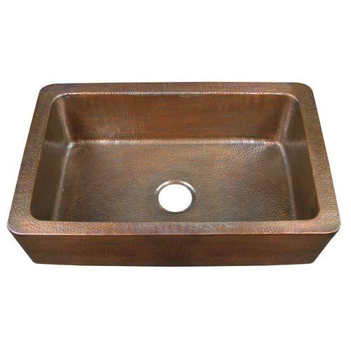Single Bowl Farmhouse Sink : Single Bowl Farm Sink Barclay Products Farmhouse Kitchen Sinks Kitchen
