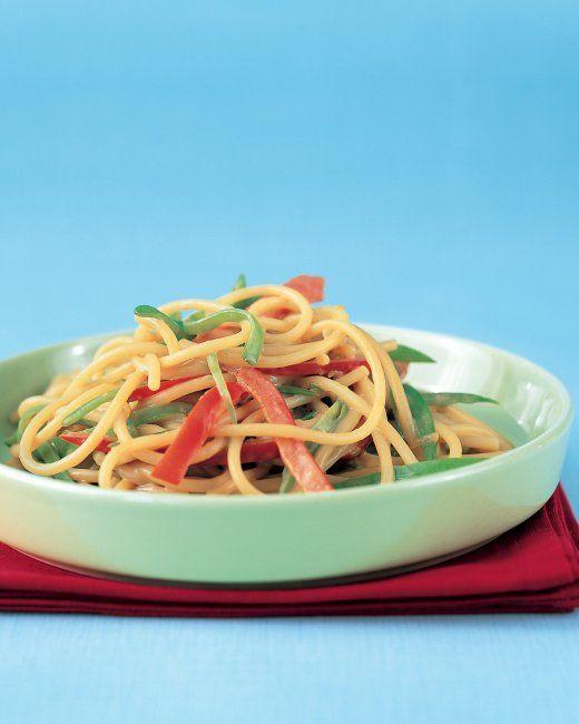 Cold Sesame Noodles | Recipe